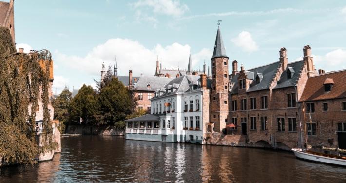 Week end a Bruges