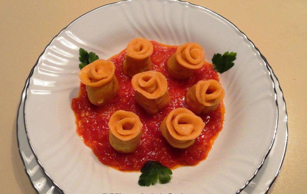Rose di pasta fresca