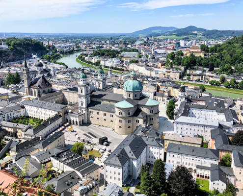 weekend a Salisburgo