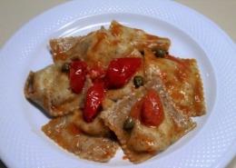 Ravioli saraceni ai formaggi
